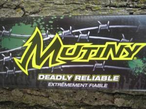 Carbon Express Arrows - Mutiny review logo