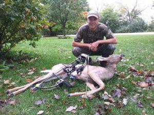 2 deer down